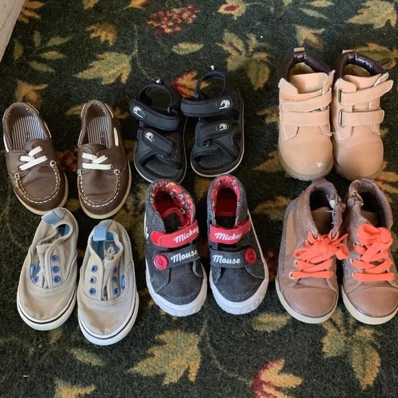 Shoes | Baby Boy Size 6 7 | Poshmark